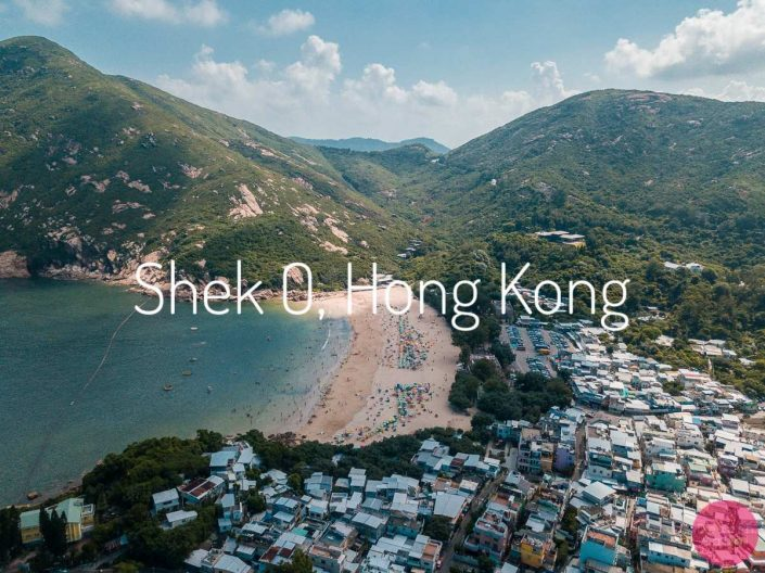 Spend a Day at Shek O Beach