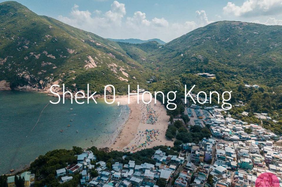 Spend a Day at Shek O Beach