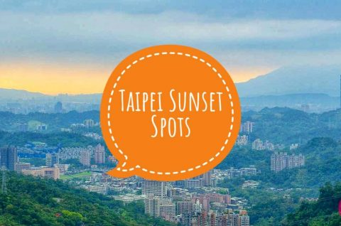 The Best Spot To Watch The Sunset In Taipei