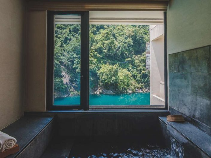 wulai hot spring private room