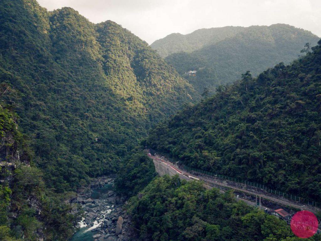 Wulai gorge