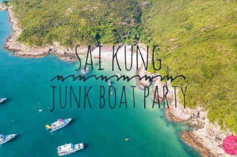 Sai Kung Junk Boat blog