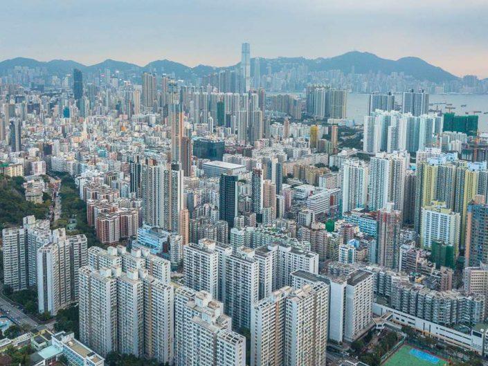 Hong Kong Aerial Photography