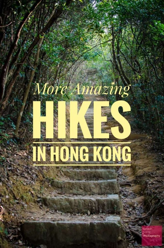 Hike in Hong Kong