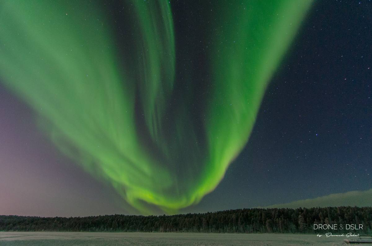 best place finland lapland northern lights