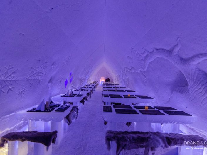 Arctic SnowHotel, Rovaniemi, Finland