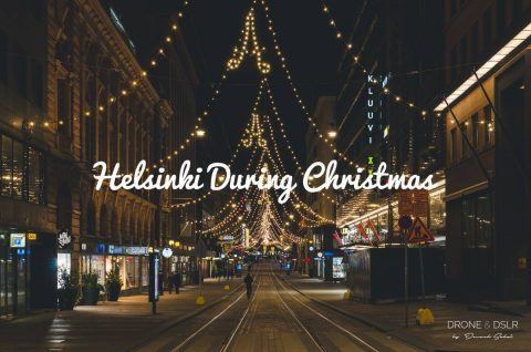 Helsinki During Christmas Blog