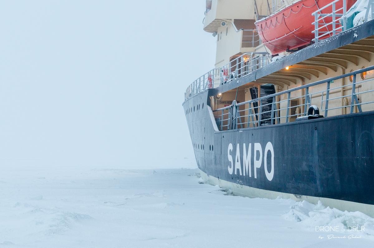 icebreaker sampo kemi finland
