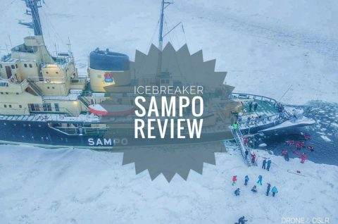 Icebreaker Sampo Kemi Review Blog