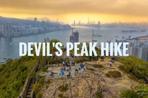 Devil's Peak Hike Blog