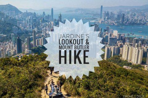Jardine's Lookout Mount Butler Hike