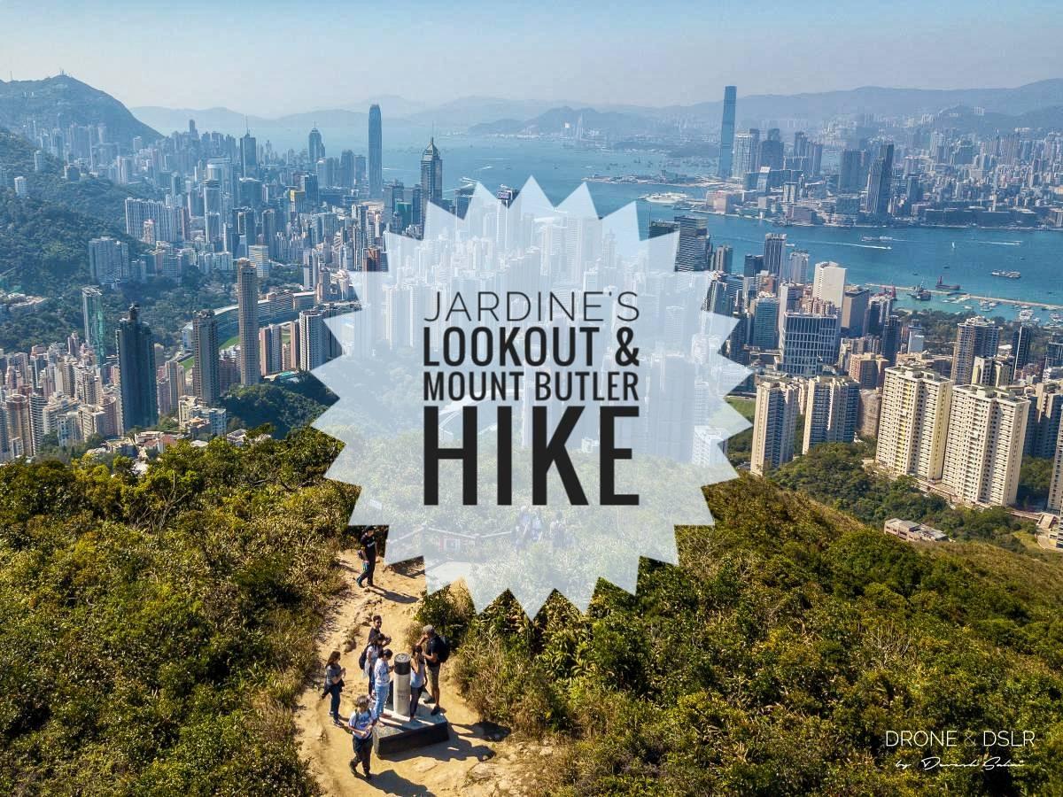 Jardine's Lookout & Mount Butler Hike