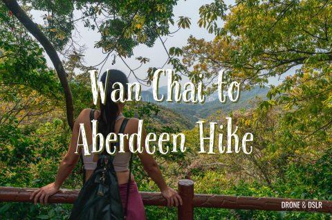 Wan Chai to Aberdeen Hike, Hong Kong