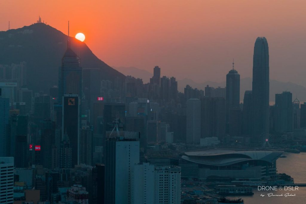 sunset hong kong braemar hill