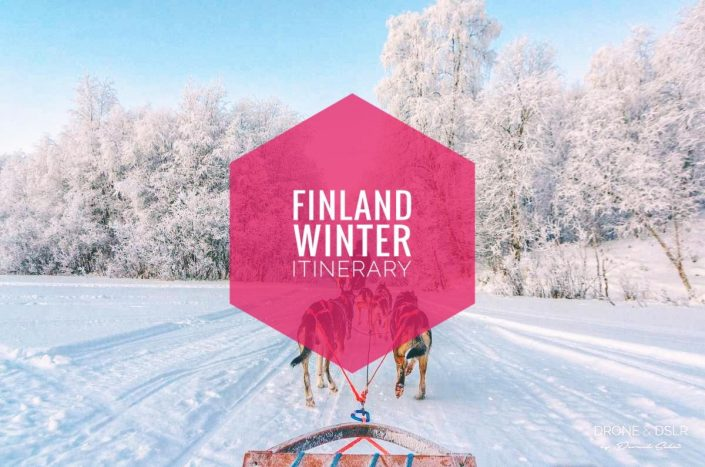 An Epic Winter Itinerary For Finland