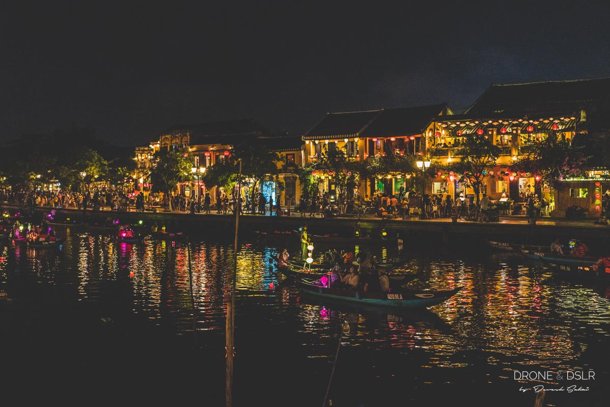 hoi an old town night
