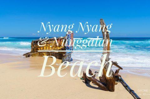 Nyang Nyang & Nunggalan Secret Beach, Bali