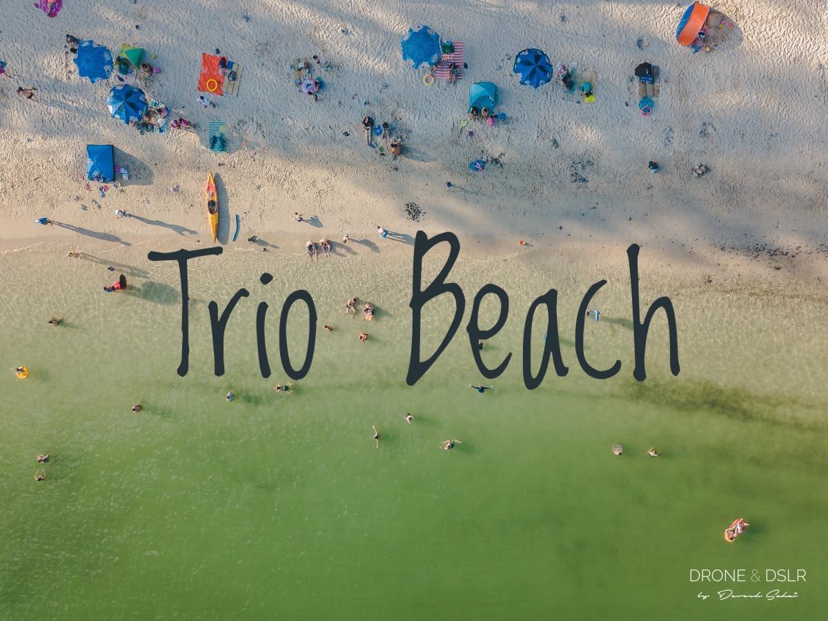 Trio Beach, Sai Kung