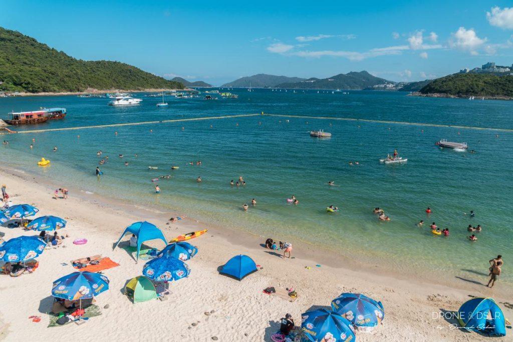 Trio Beach, Sai Kung, Hong Kong