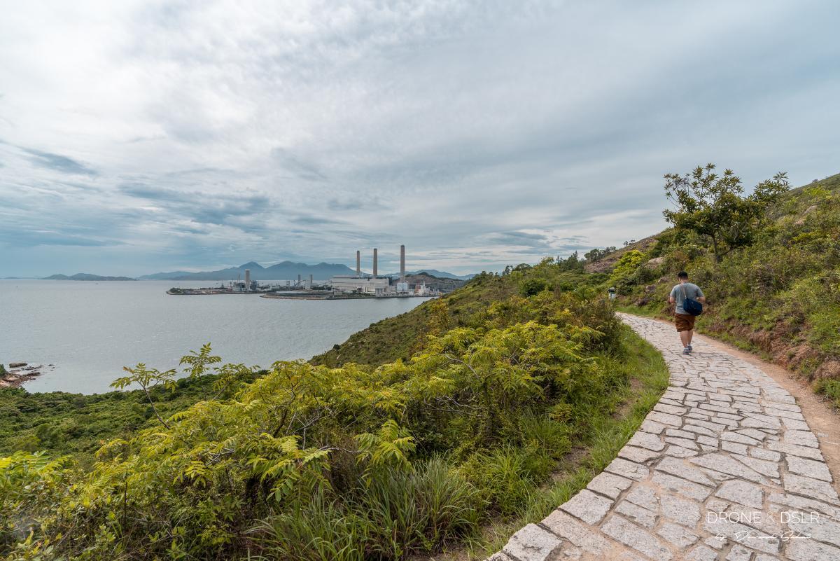 lamma island hike