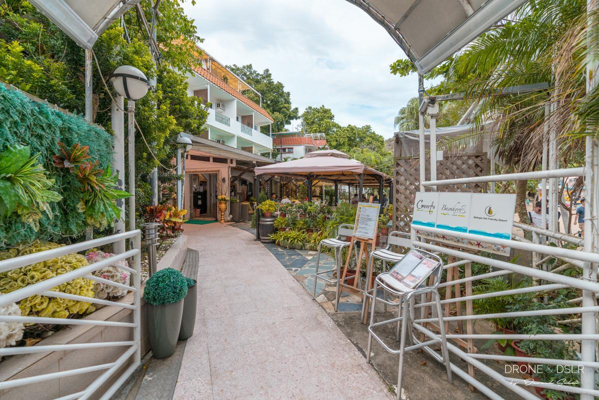 lamma island hotels