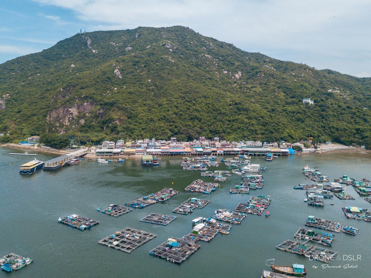 Sok Kwu Wan, Lamma Island