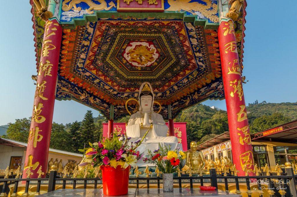 ten thousand buddhas monastery hong kong