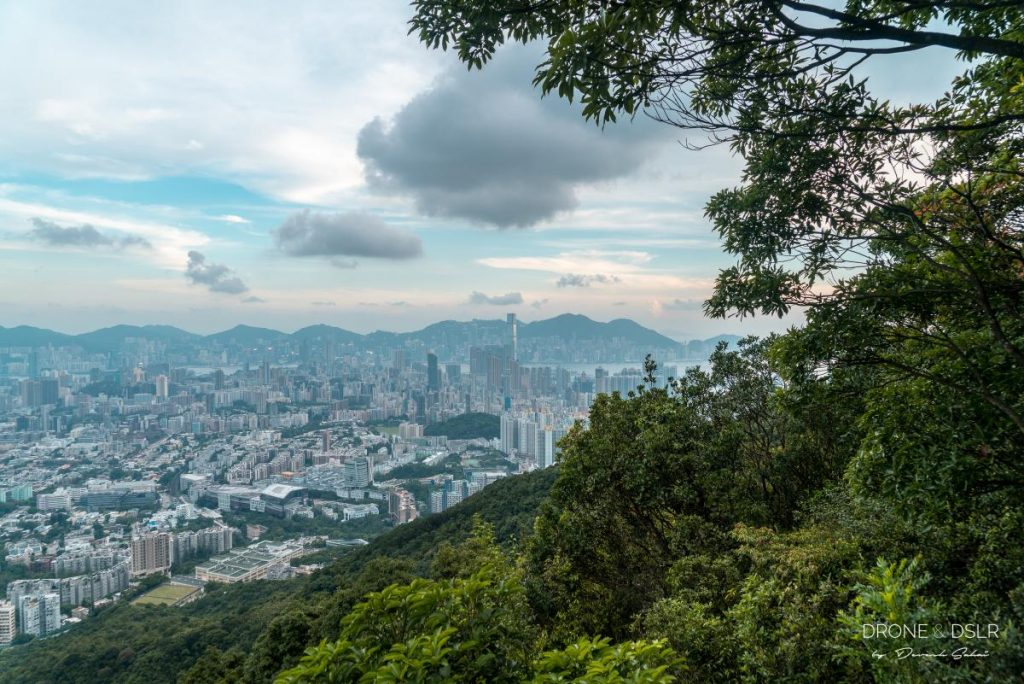 Beacon Hill Lookout hong kong