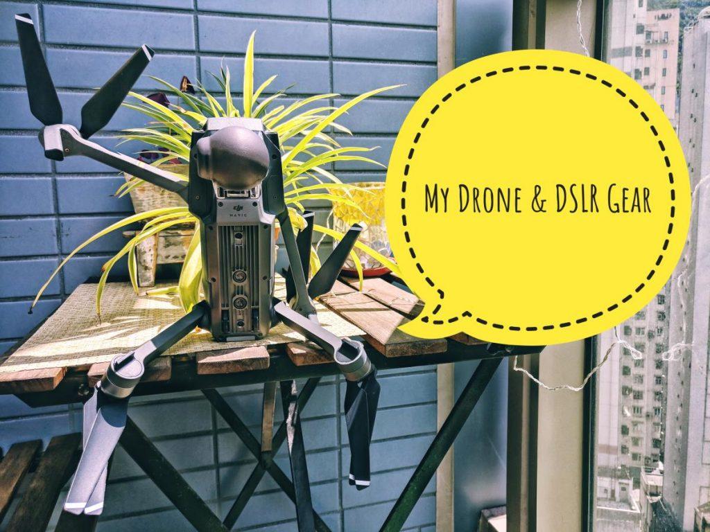 best drone camera gear