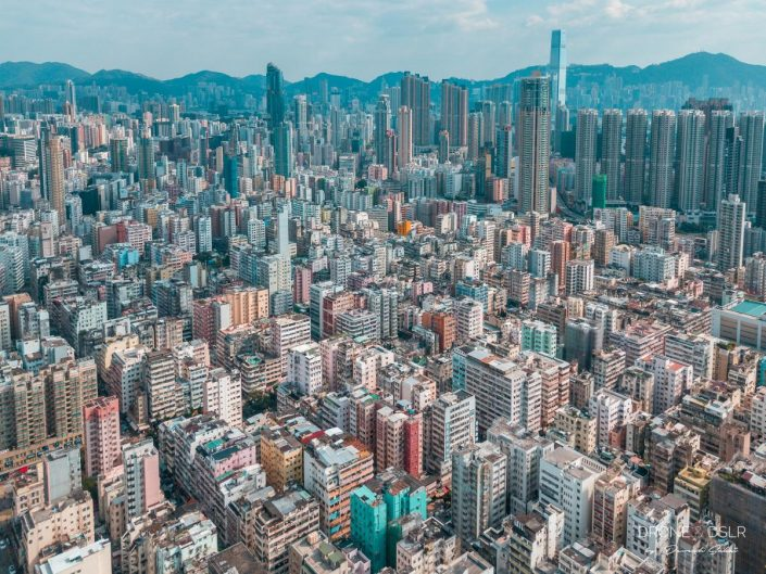 Hong Kong Aerial Photography