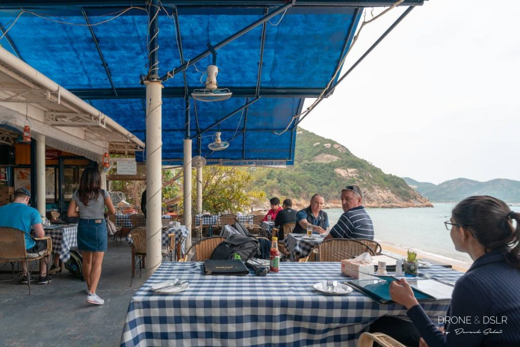 the bay restaurant mo tat wan