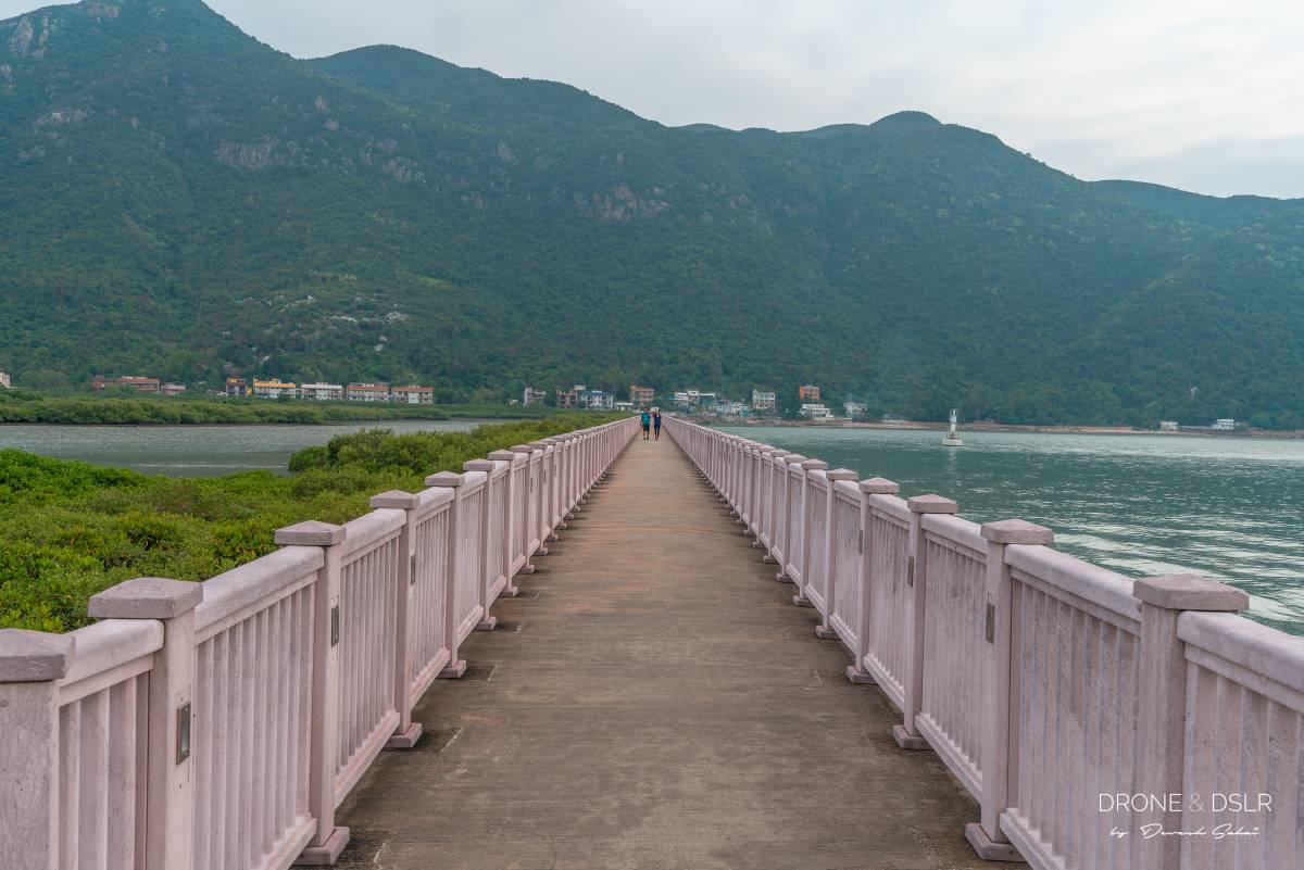 Hike to Tai O Infinity Pool (Man Cheung Po) - A Hidden