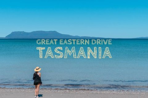 Great Eastern Drive, Tasmania Blog Post