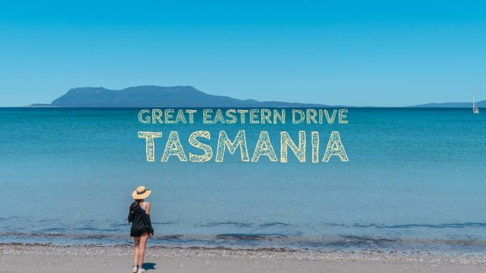The Great Eastern Drive, Tasmania