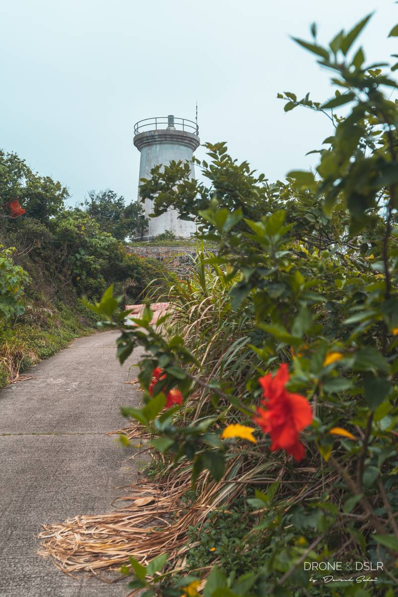 Cape D'Aguilar Lighthouse