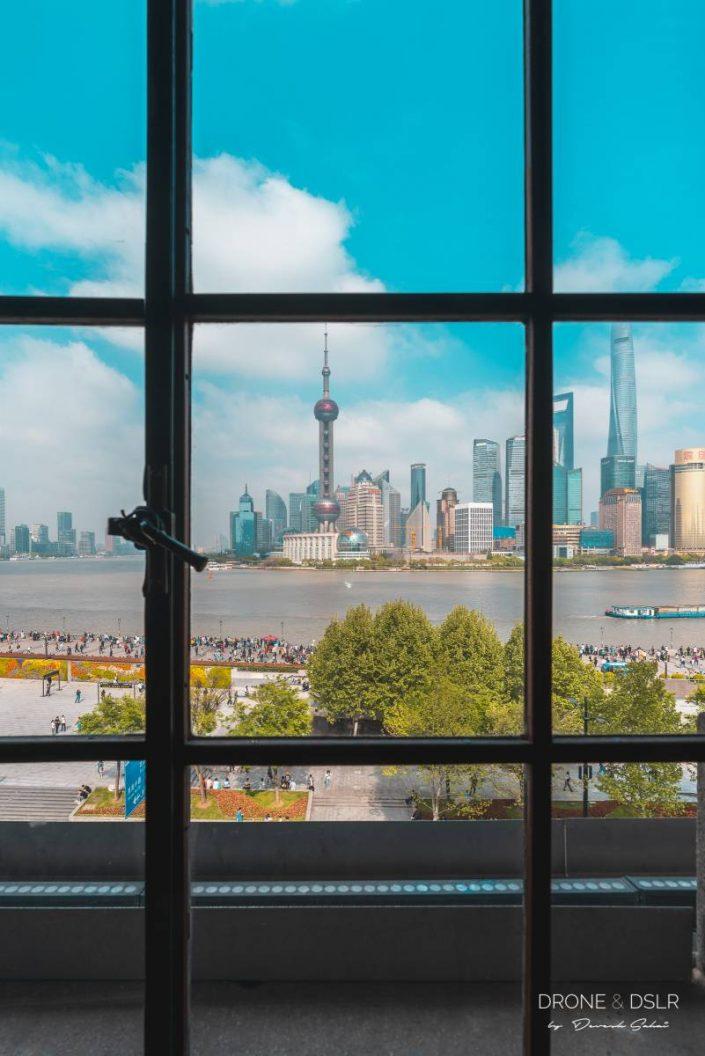 hakkasan restaurant shanghai view
