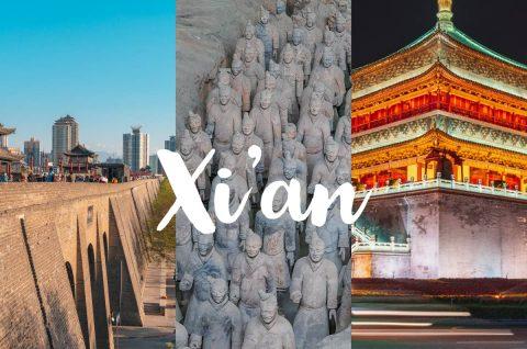 Xi'an, China Travel Itinerary