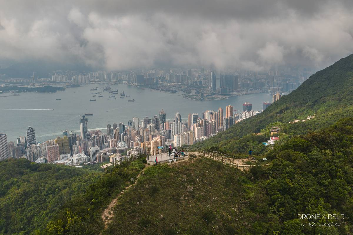 Mount High West Viewing Point, Hong Kong