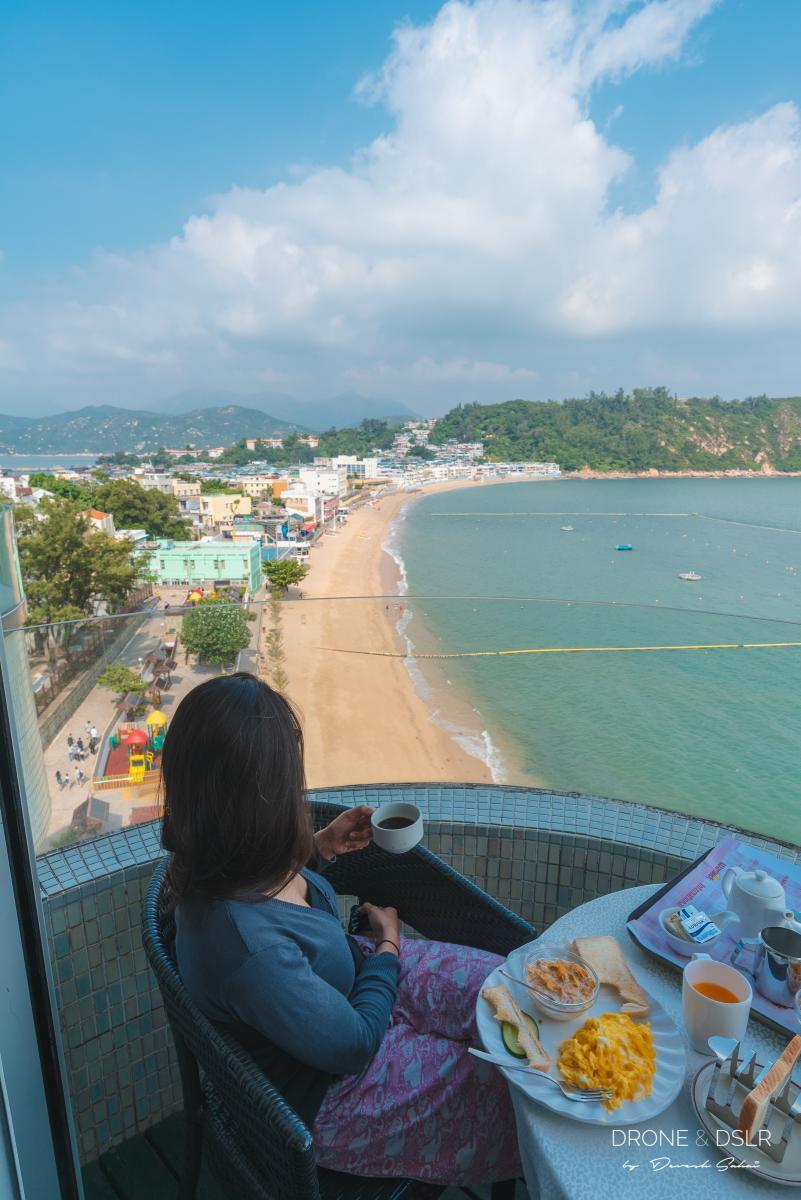 warwick hotel cheung chau view