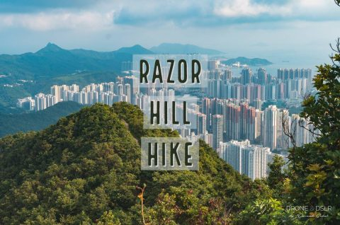 Razor Hill Hike Hong Kong Blog
