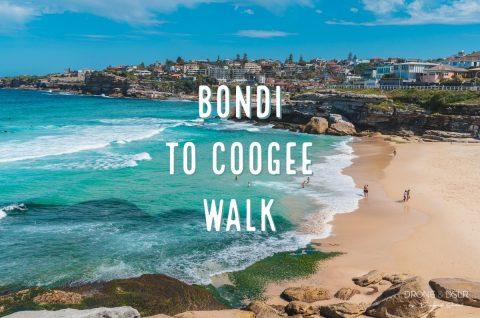 Bondi to Coogee Coastal Walk Sydney Australia