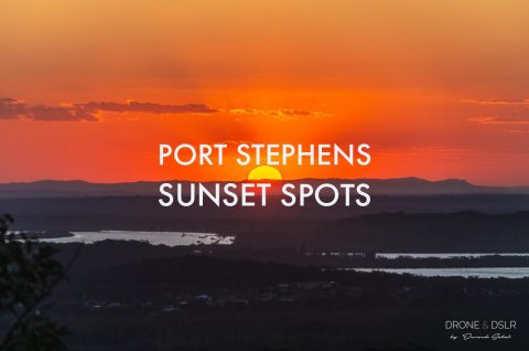 Port Stephens, Australia - Best Sunset Spots