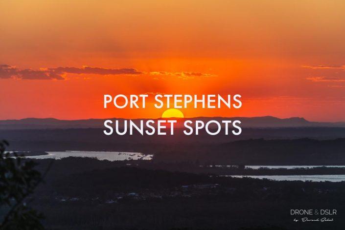 Best Sunset Spots in Port Stephens