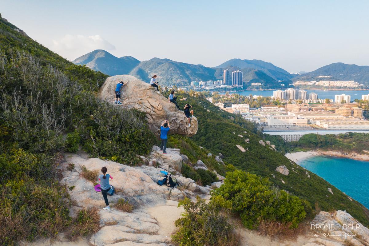 Rhino Rock Stanley Hong Kong