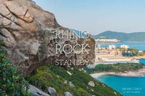 rhino rock stanley hike trail blog