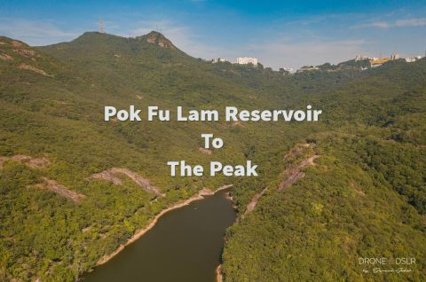 Pok Fu Lam Reservoir to The Peak