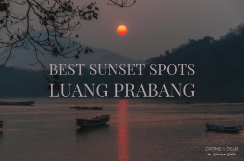 Best Sunset Spots in Luang Prabang