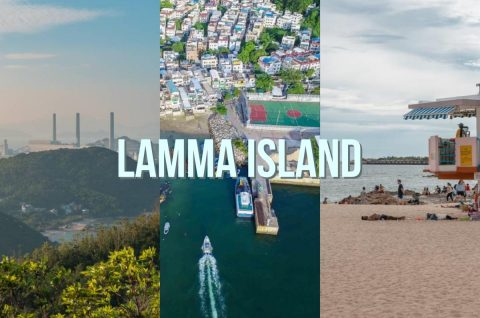 Guide to Lamma Island, Hong Kong