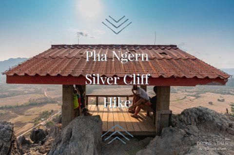 Pha Ngern Silver Cliff Hike, Vang Vieng