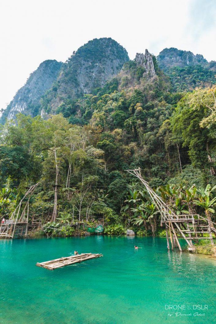 blue lagoon 3 Vang Vieng